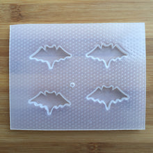 Load image into Gallery viewer, Small Bats Plastic Mold