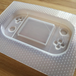 Handheld Game Console Plastic Mold