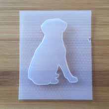 Load image into Gallery viewer, Labrador Silhouette Plastic Mold - 3 design choices