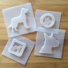 Load image into Gallery viewer, Great Dane Plastic Mold - choose from 4 designs