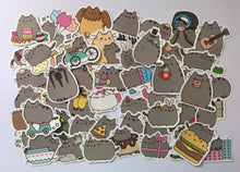 Load image into Gallery viewer, Pusheen Stickers - 50 pcs