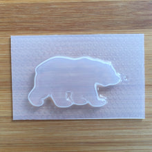 Load image into Gallery viewer, Polar Bear Plastic Mold
