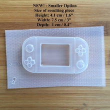 Load image into Gallery viewer, Handheld Game Console Plastic Mold