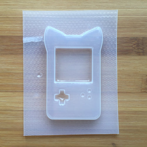 Cat Game Console Plastic Mold