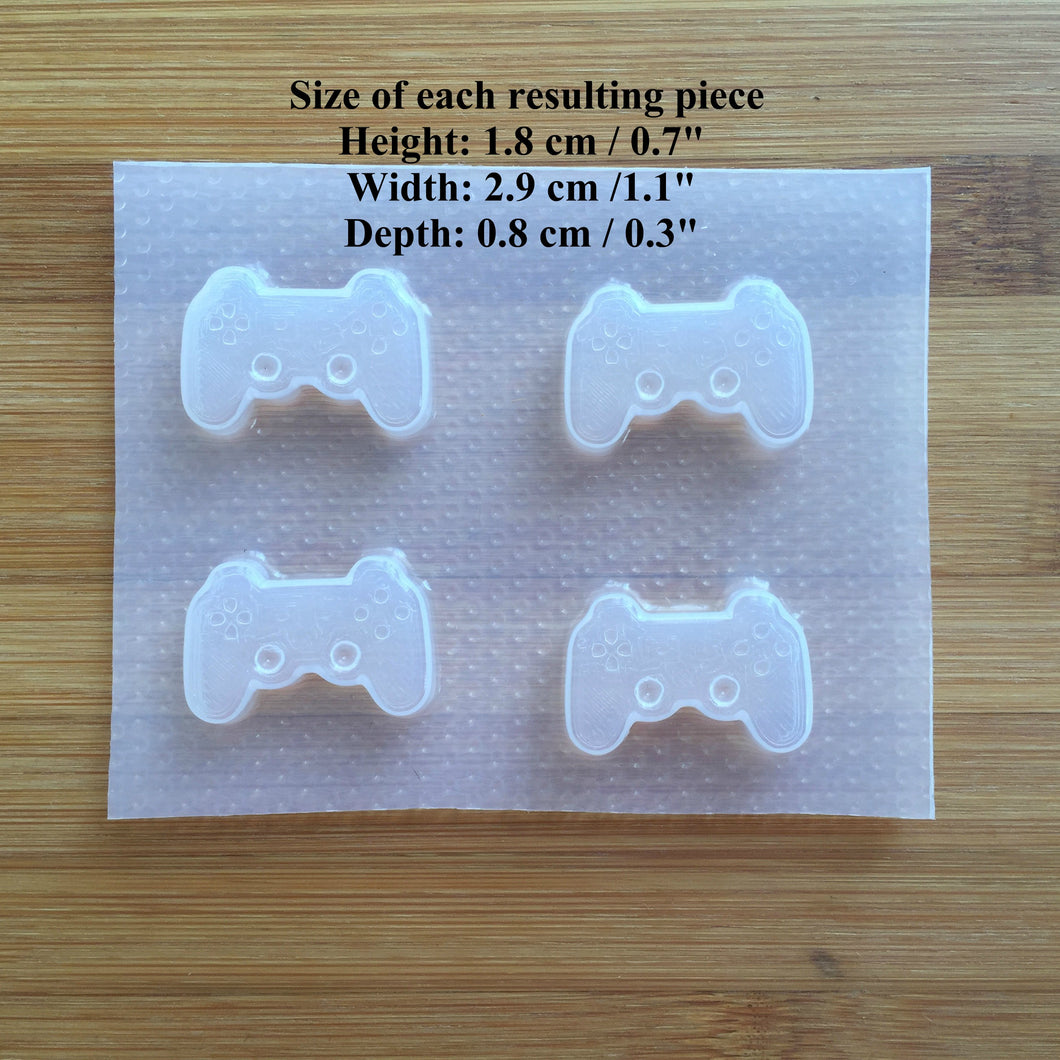 Game Controller Plastic Mold - Choose from two sizes