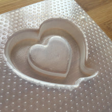 Load image into Gallery viewer, Heart Speech Bubble Shaker Plastic Mold