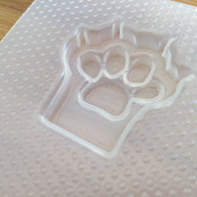 Load image into Gallery viewer, Kitten Paw Plastic Mold