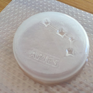 Aries Constellation Sign Plastic Mold