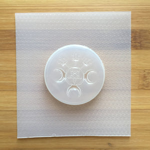 3 Faces of Hecate Plastic Mold
