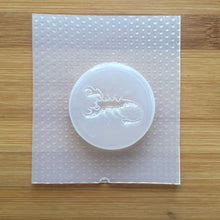 Load image into Gallery viewer, Scorpio Badge Plastic Mold