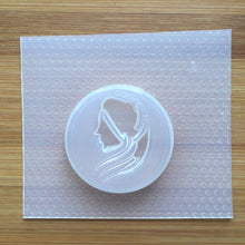 Load image into Gallery viewer, Virgo Badge Plastic Mold