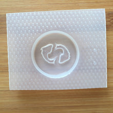 Load image into Gallery viewer, Pisces Badge Plastic Mold