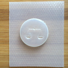 Load image into Gallery viewer, Libra Badge Plastic Mold