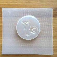 Load image into Gallery viewer, Capricorn Symbol Plastic Mold