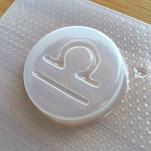 Load image into Gallery viewer, Libra Symbol Plastic Mold