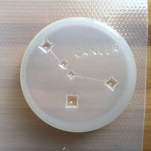 Load image into Gallery viewer, 4oz Cancer Constellation Sign Plastic Mold