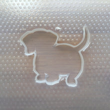 Load image into Gallery viewer, Dachshund Plastic Mold