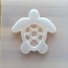 Load image into Gallery viewer, Turtle Shaker Plastic Mold