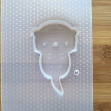 Load image into Gallery viewer, Kawaii Otter Plastic Mold