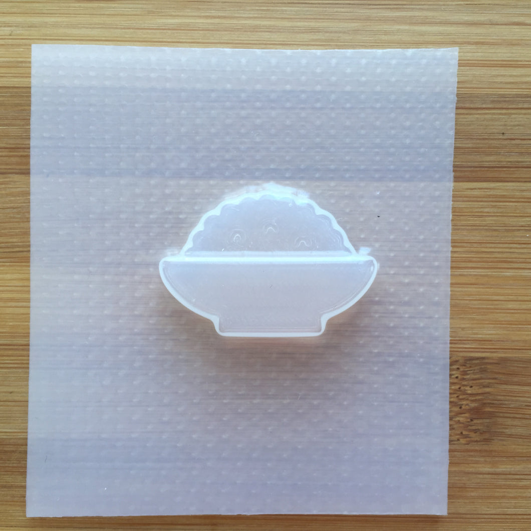 Bowl of Rice Plastic Mold