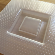 Load image into Gallery viewer, 2 inch Square Frame Plastic Mold (Resin Shaker Mold)