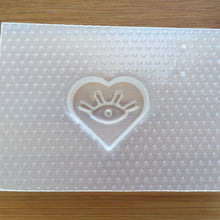 Load image into Gallery viewer, 3cm Heart Intuition Plastic Mold