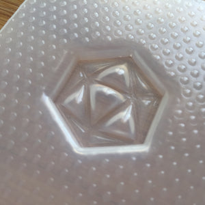 20 faced Dice Plastic Mold