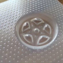 Load image into Gallery viewer, Pentacle Circle Star Plastic Mold