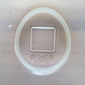 4 oz Game Console Plastic Mold