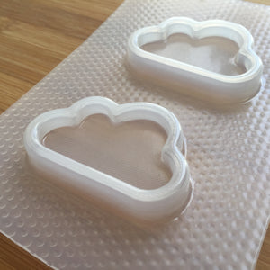 2 inch Cloud Shaker Plastic Mold