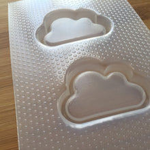 Load image into Gallery viewer, 2 inch Cloud Shaker Plastic Mold