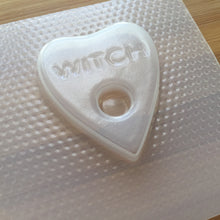 Load image into Gallery viewer, Witch Planchette Plastic Mold