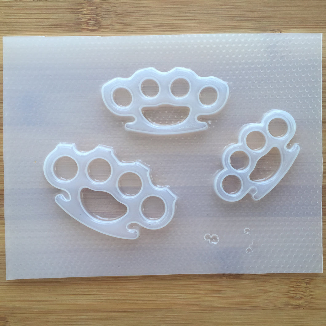 Brass Knuckles Plastic Mold - Palette