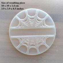 Load image into Gallery viewer, Cobweb Banner Plastic Mold