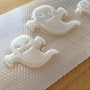 Ghost Plastic Mold