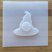 Load image into Gallery viewer, Protection Witches Hat Plastic Mold