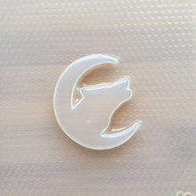 Load image into Gallery viewer, Crescent Wolf Plastic Mold