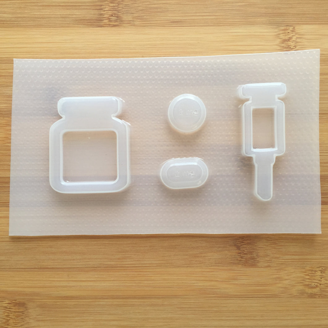 Medical Dosage Set Plastic Mold