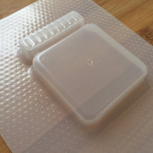 Vapor Rub Bottle Plastic Mold