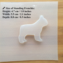 Load image into Gallery viewer, French Bulldog Plastic Mold
