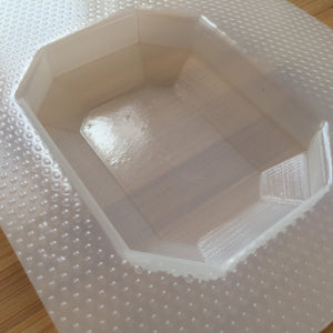5 oz Gem Plastic Mold