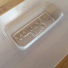 Load image into Gallery viewer, 3.3 oz Cruelty Free Bar Plastic Mold - available in two depths