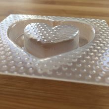 Load image into Gallery viewer, Small Heart Shaker Mold 💓