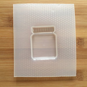"2"" Vapor Rub Bottle Plastic Mold"
