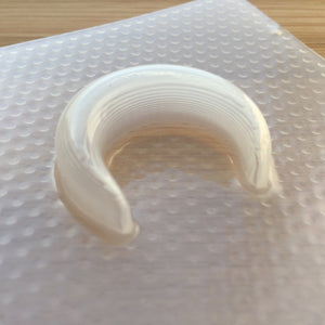 Crescent Moon Plastic Mold
