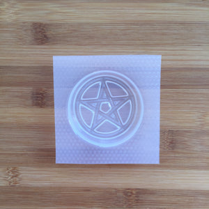 Pentagram Badge Mold