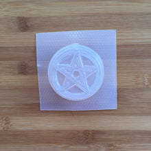 Load image into Gallery viewer, Pentagram Badge Mold