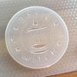 Witches Badge Mold