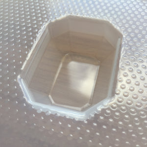 1 oz Gemstone Plastic Mold