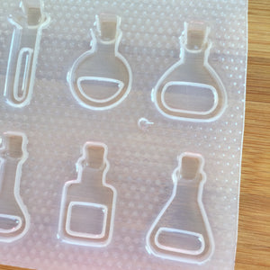 Potion Bottles Mold